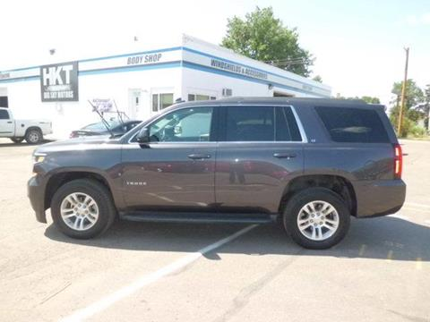 2017 Chevrolet Tahoe for sale in Glendive MT