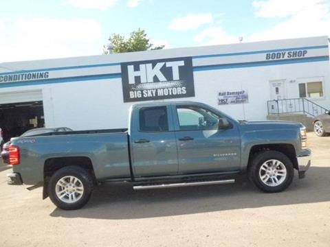 2014 Chevrolet Silverado 1500 for sale in Glendive MT