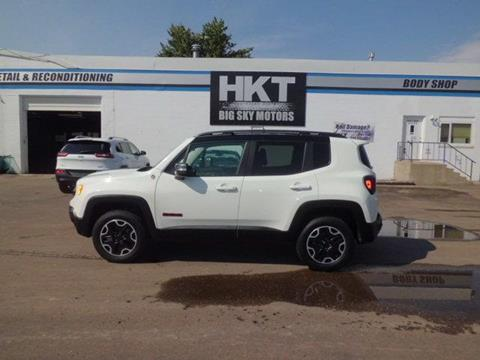 2017 Jeep Renegade for sale in Glendive MT