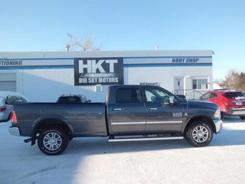 Ram Ram Pickup 3500 For Sale In Montana