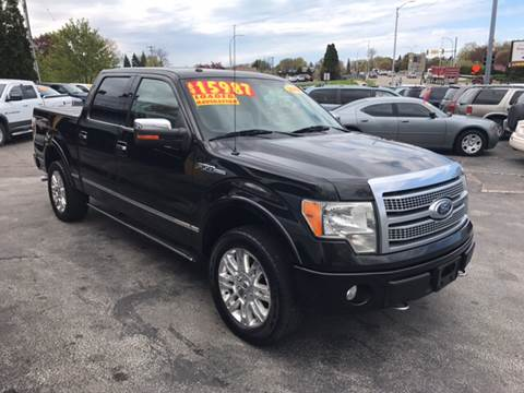 2010 Ford F-150 for sale in Port Huron, MI