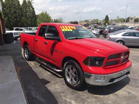 2011 RAM Ram Pickup 1500 for sale in Port Huron, MI