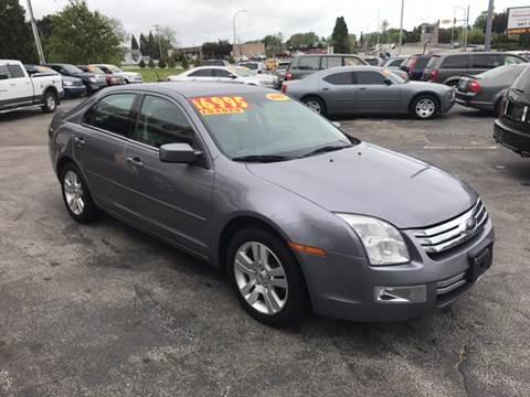 2007 Ford Fusion for sale in Port Huron, MI