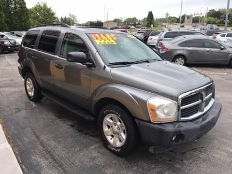 2005 Dodge Durango for sale in Port Huron, MI