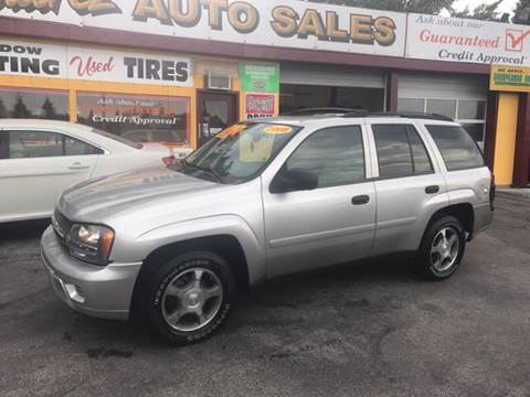 2008 Chevrolet TrailBlazer for sale in Port Huron, MI