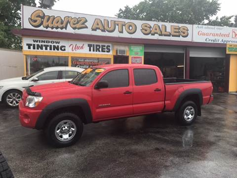 2008 Toyota Tacoma for sale in Port Huron, MI