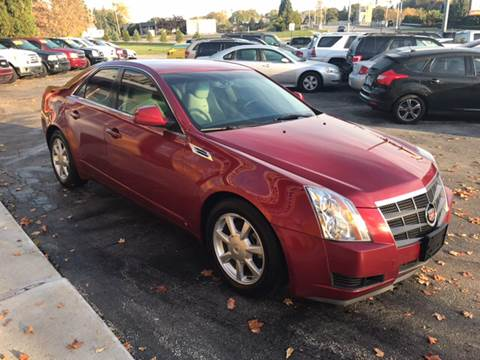 2008 Cadillac CTS for sale in Port Huron, MI