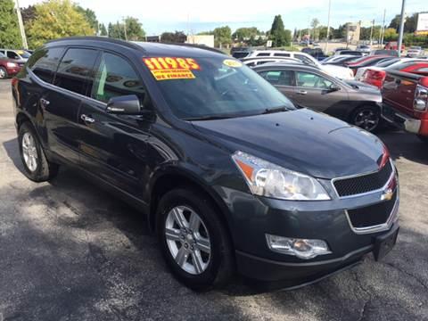 2011 Chevrolet Traverse for sale in Port Huron, MI