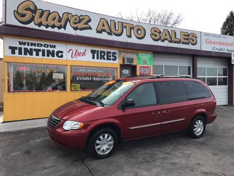 2005 Chrysler Town and Country for sale in Port Huron, MI