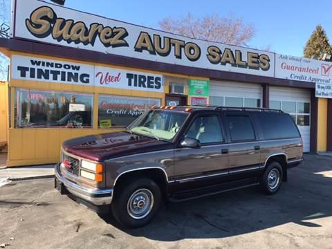 1997 GMC Suburban for sale in Port Huron, MI