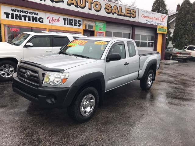 2010. Toyota Tacoma 149,856 Miles $14,875