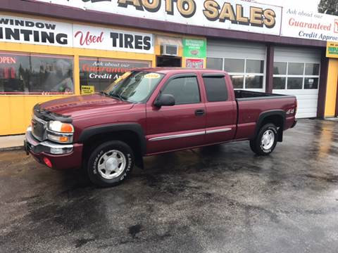 2004 GMC Sierra 1500 for sale in Port Huron, MI