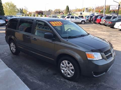 2010 Dodge Grand Caravan for sale in Port Huron, MI