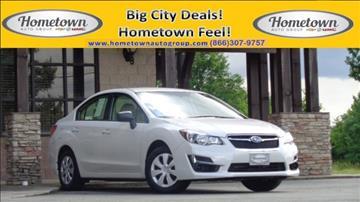 2016 Subaru Impreza for sale in Reidsville, NC