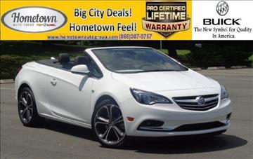 2016 Buick Cascada for sale in Reidsville, NC