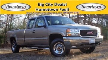 2000 GMC Sierra 2500 for sale in Reidsville, NC