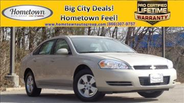 2009 Chevrolet Impala for sale in Reidsville, NC
