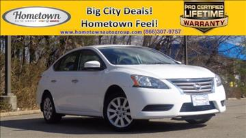 2015 Nissan Sentra for sale in Reidsville, NC