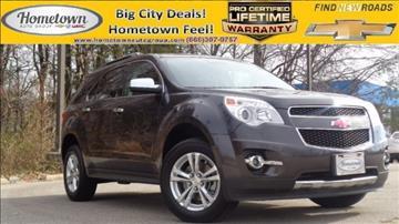 2013 Chevrolet Equinox for sale in Reidsville, NC