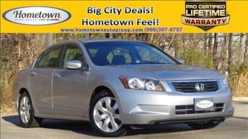 2010 Honda Accord for sale in Reidsville, NC