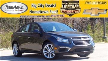 2016 Chevrolet Cruze Limited for sale in Reidsville, NC