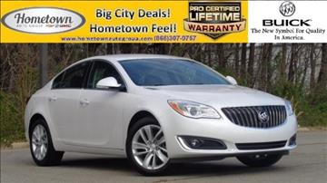 2017 Buick Regal for sale in Reidsville, NC