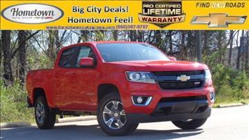 2017 Chevrolet Colorado for sale in Reidsville, NC