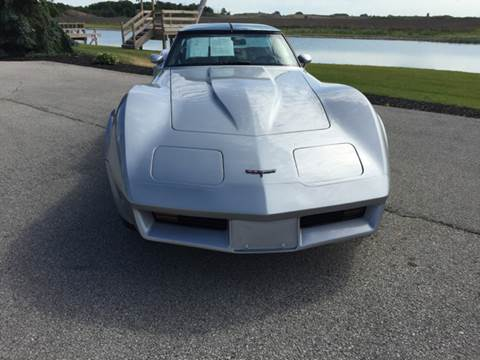 1981 Chevrolet Corvette for sale in Perrysburg, OH