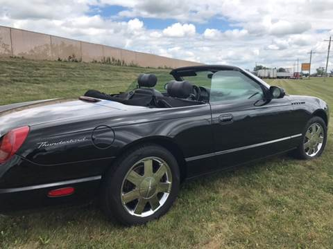 2002 Ford Thunderbird for sale in Perrysburg, OH