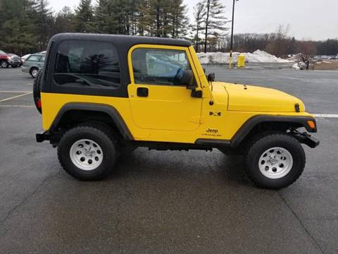 2006 Jeep Wrangler for sale in Perrysburg, OH