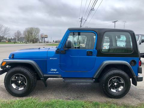 2003 Jeep Wrangler for sale in Perrysburg, OH