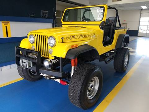 1980 Jeep CJ-7 for sale in Perrysburg, OH