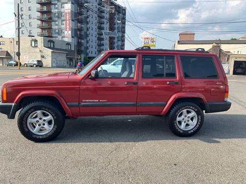 1999 Jeep Cherokee for sale in Perrysburg, OH