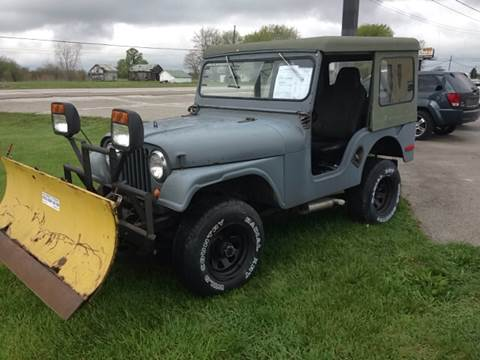 1967 Jeep Wrangler