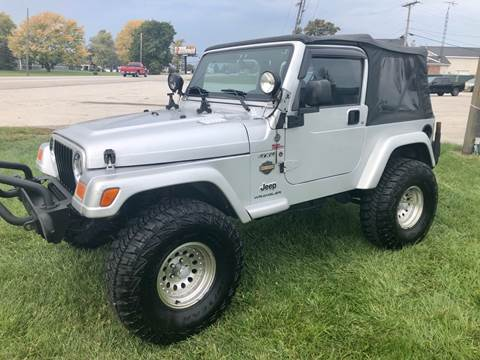 2005 Jeep Wrangler for sale in Perrysburg, OH
