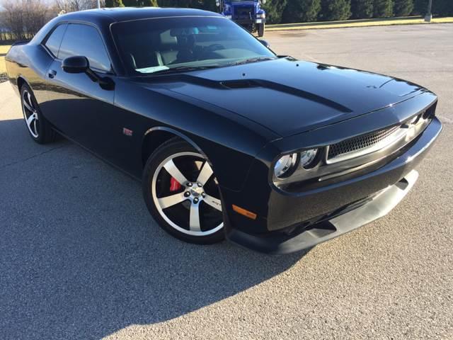 2012 Dodge Challenger Srt8 392 2dr Coupe In Perrysburg Oh Harrigan