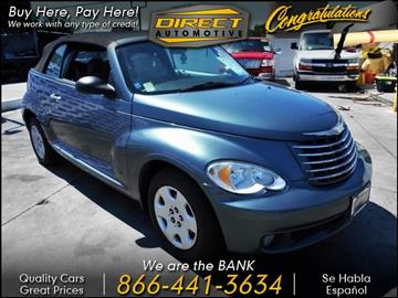 2006 Chrysler PT Cruiser for sale in Wilmington, CA