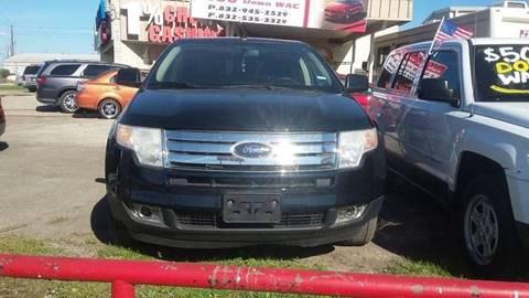 2009 Ford Edge for sale in Rosenberg, TX
