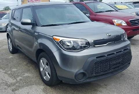 2016 Kia Soul for sale in Rosenberg, TX