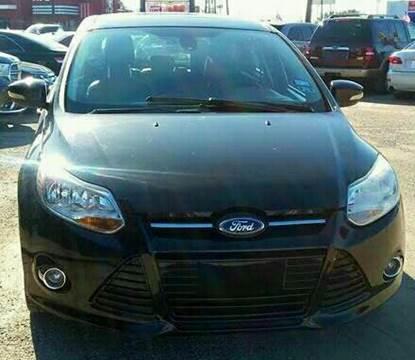 2012 Ford Focus for sale in Rosenberg, TX