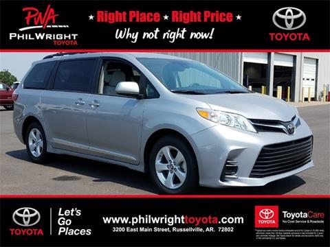 Toyota Russellville Ar >> Toyota Sienna For Sale in Arkansas - Carsforsale.com