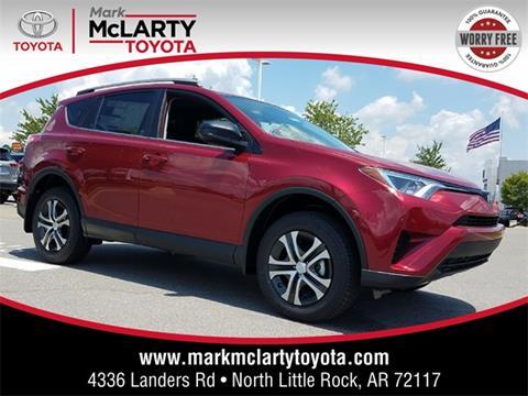 2018 Toyota RAV4 for sale in Russellville, AR