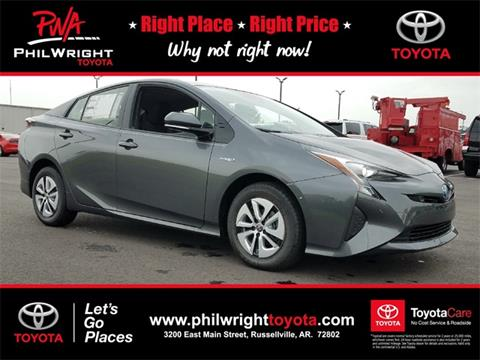 2018 Toyota Prius for sale in Russellville, AR