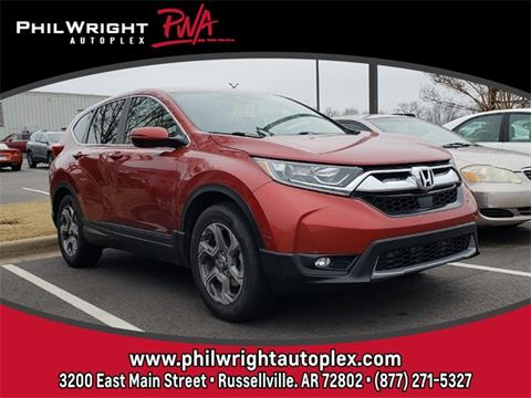 2017 Honda CR-V for sale in Russellville, AR