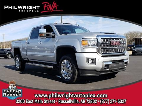 2019 GMC Sierra 2500HD for sale in Russellville, AR