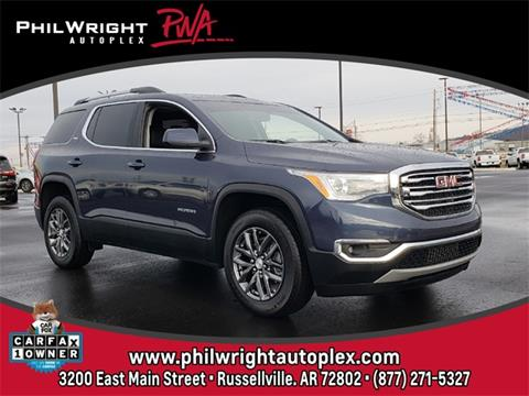 2019 GMC Acadia for sale in Russellville, AR