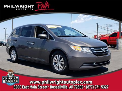 2016 Honda Odyssey for sale in Russellville, AR