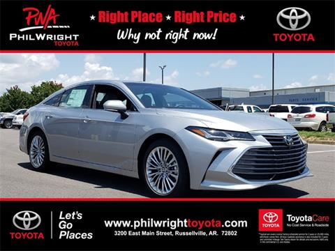 2019 Toyota Avalon for sale in Russellville, AR