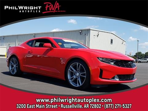 2019 Chevrolet Camaro for sale in Russellville, AR