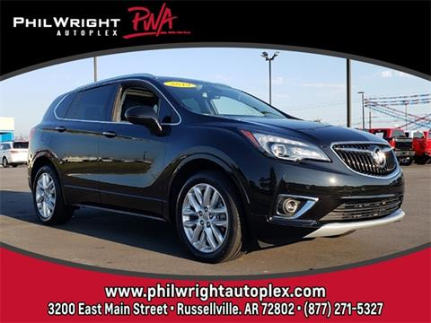 2019 Buick Envision for sale in Russellville, AR